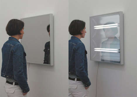 Disappearing Mirrors