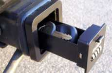 Vehicular Vaults - The Hitch Safe Revs Up Automobile Security