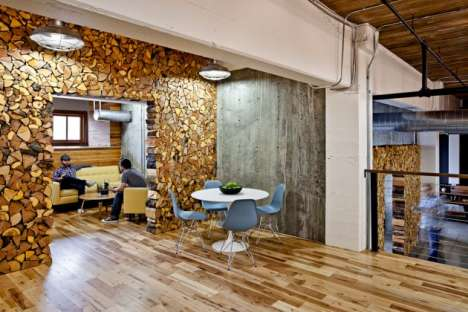 Wood-Chopped Interiors