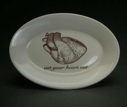 Valentine's Day Dishware