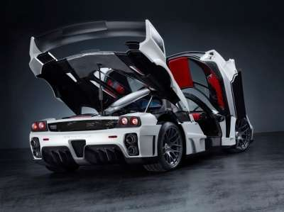 White Hot Supercars