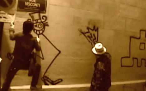 Illegal Art Blockbusters