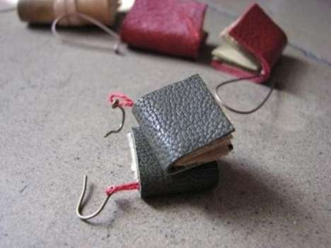 Earrings for Bookworms