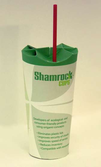 Eco-Friendly To-Go Cups