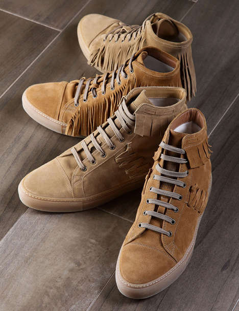 'Last of the Mohicans' Kicks