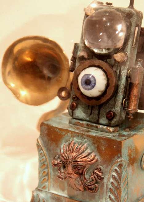 Steampunk iPods