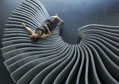 Fan-Like Furniture