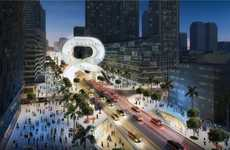 Rollercoaster Pathways - Workac and ZhuBO Redesign Hooted Qiang Eib Road