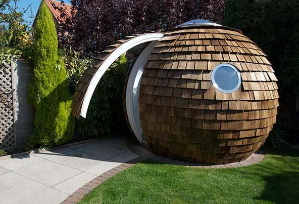 Garden Office Pods