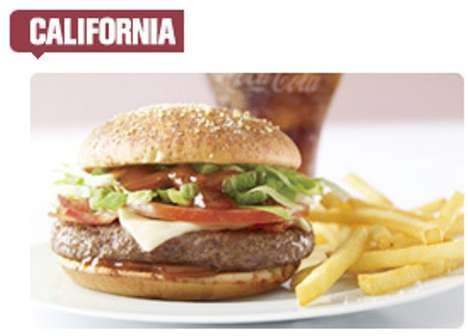 State-Branded Burgers