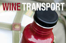 Eco-Friendly Wine Transporters