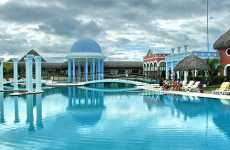 Illicit Vacation Retreats - The Iverostar at Varadero is Cuba's Top-Ranked Luxury Hotel