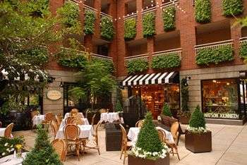 Seattle Waterfront Hotels