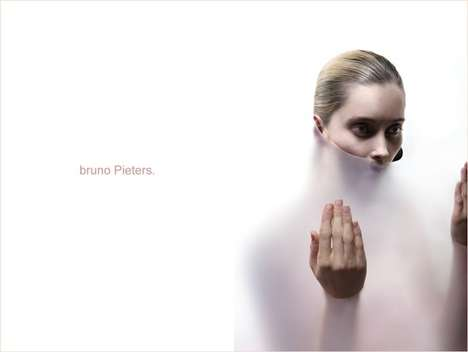 Bruno Pieters' Spring 2010 Campaign Is Through The Roof (And Walls)