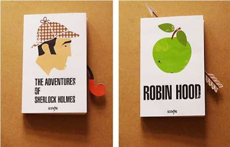 Book-Blending Bookmarks