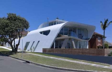 Yacht-Like Homes
