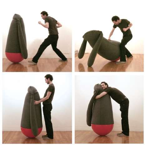 Emotional Furniture - Release Tension With the Punch'n'Cuddle by Brit Leissler
