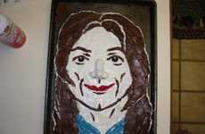 King of Pop Confections - Michael Jackson Cakes Make Me Wanna Sing 'Eat It', Not 'Beat It'