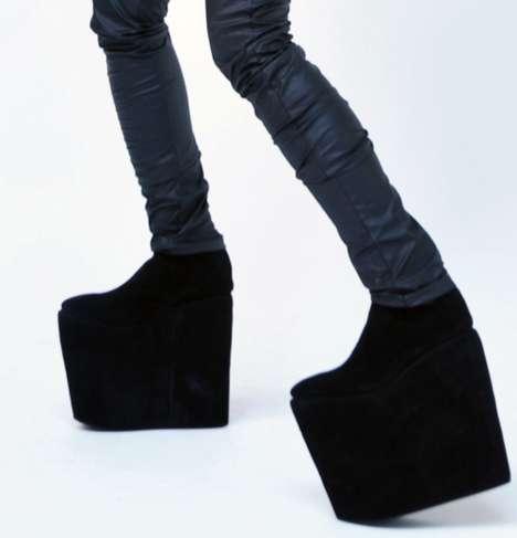 Stilted Heels