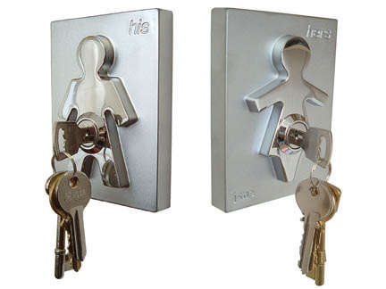 Couples Key Storage