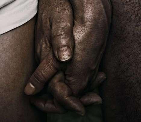Hand-Holding Portraits