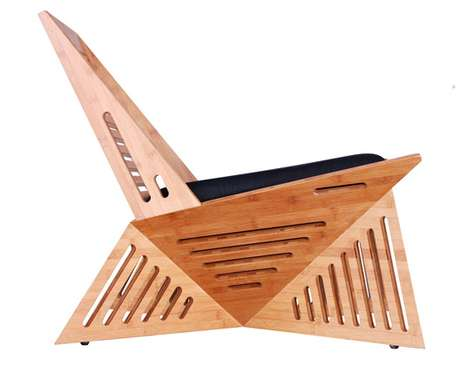Democratic Bamboo Chairs - Fashion4home Wants You to Vote on Their Furniture