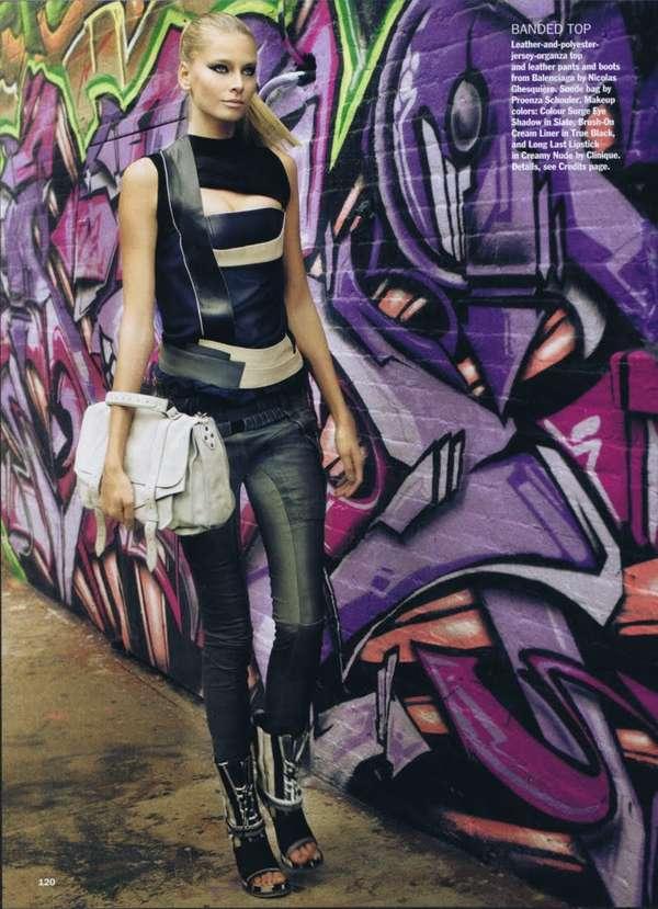 42 Graffiti Inspired Fashion Styles