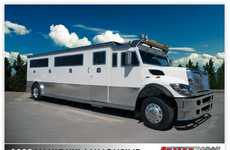 Armored Limos  - Secure Celeb Transportation Will Get You There and Back in Style
