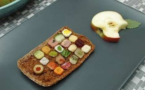 Edible iPhones