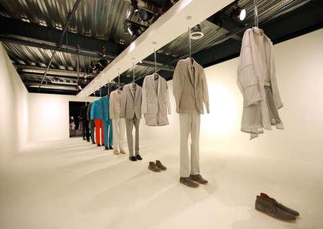 Ghostly Fashion Displays
