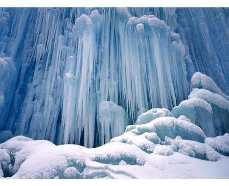 30 Wondrous Waterfalls