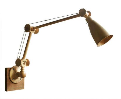 Metal Lamp Surrogates