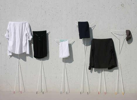 Artistic Closet Alternatives
