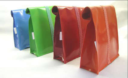 Tinted Toiletry Sacks