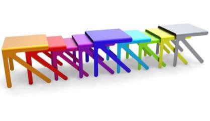 Super Bright Benches