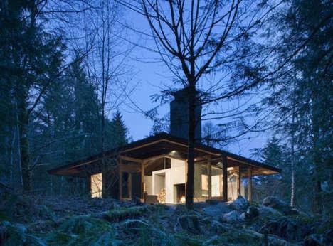 Tiny Tucked-Away Homes