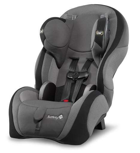 From Supercar Baby Seats to Designer Seat Belts