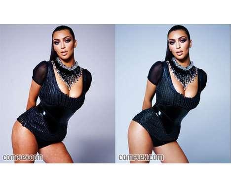 14 Kim Kardashian Features