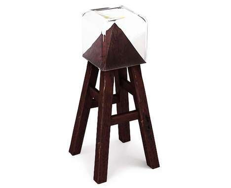 62 Space-Saving Stools