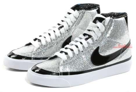 Sparkle Bright Nikes