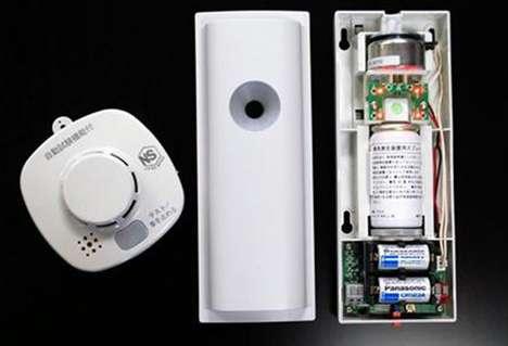 Wasabi Fire Alarms