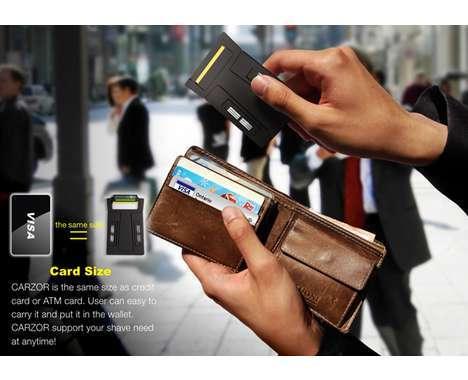 16 Credit Card Crafts