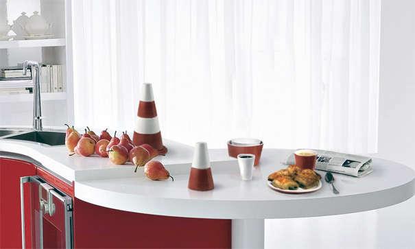 100 Chic Kitchen Concepts
