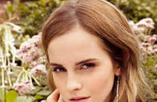 Earthy Ethical Fashions - Emma Watson Launches Green-Chic Clothing Line With People Tree