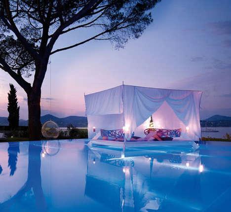 Exotic Outdoor Beds