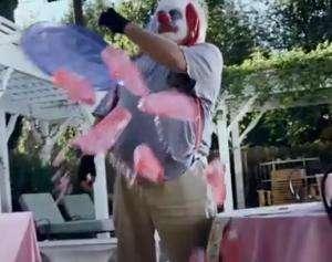 Clownvertising