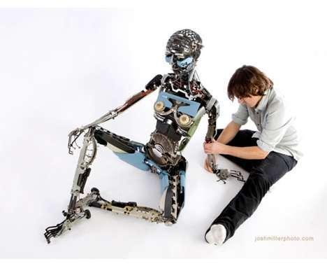 85 Rad Robots