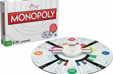 Reshaped Classic Games - The Newly Redesigned Monopoly Revolution