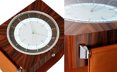 Watch-Inspired Tabletops