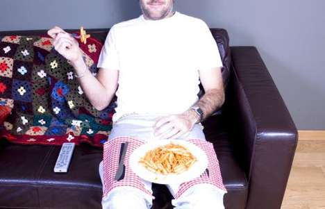 Tablecloth Pants